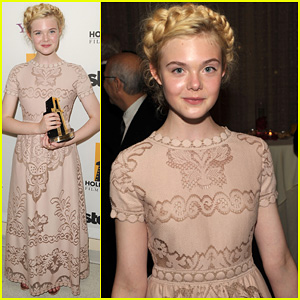 Elle Fanning - Hollywood Film Awards 2011