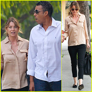 Ellen Pompeo: Put Me In, Coach!
