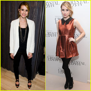 Emma Roberts: Denim Habit & Brazilian Style Parties!