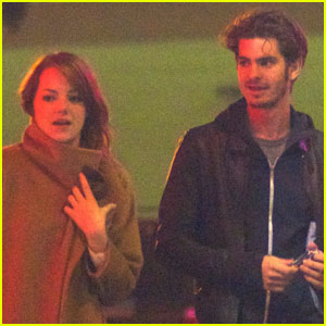 Emma Stone & Andrew Garfield: Mel's & Movies!