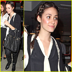 Emmy Rossum: 'Shameless' Season 2 Teaser Trailer!