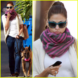 Eva Mendes: Spread the Word About Sierra Leone