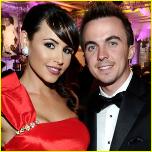 Frankie Muniz: Engaged to Elycia Marie Turnbow!