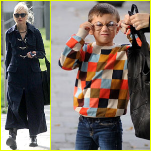 Gwen Stefani: Kingston's New Specs!
