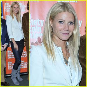 Gwyneth Paltrow: 'Royal Tenenbaums' 10th Anniversary!