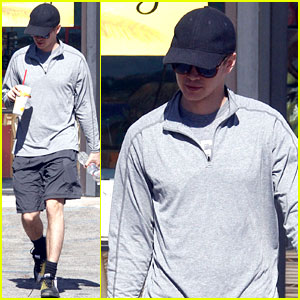 Hayden Christensen: Smoothie Stop!