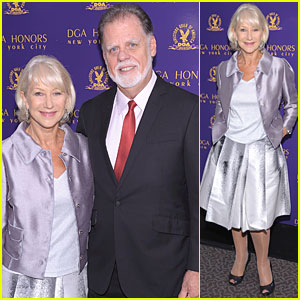 Helen Mirren: DGA Honors!