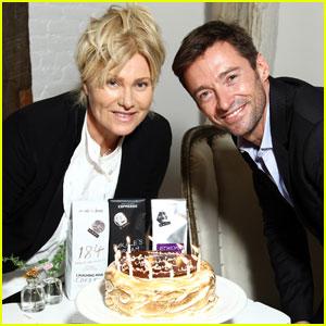 Hugh Jackman: Birthday & Laughing Man Launch!