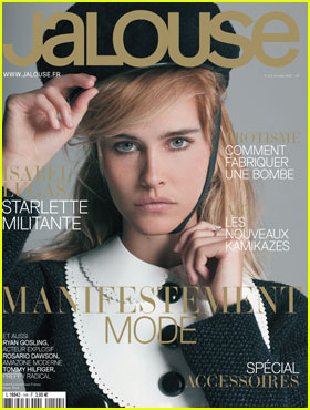 Isabel Lucas Covers 'Jalouse' October 2011