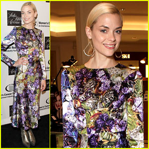 Jaime King: Key to the Cure Kick-Off!