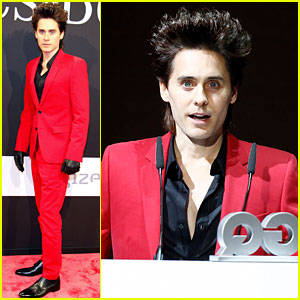Jared Leto: 'GQ' Style Award Winner in Germany!