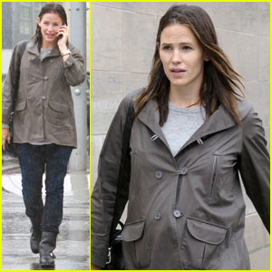 Jennifer Garner: M Cafe Meetup