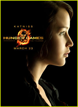 Jennifer Lawrence: New 'Hunger Games' Posters!