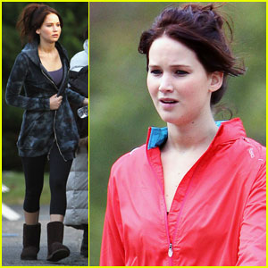 Jennifer Lawrence: 'Silver Linings' With Bradley Cooper!
