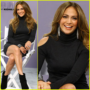 Jennifer Lopez: Kohl's Fashion Fabulous