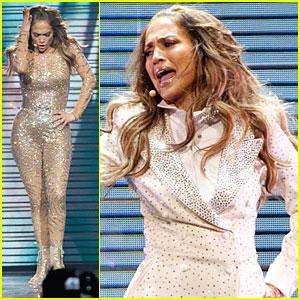 Jennifer Lopez: Mohegan Sun Anniversary Performance!