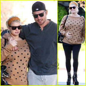 Jessica Simpson & Eric Johnson: Beverly Hills Lovebirds!