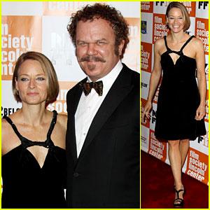 Jodie Foster & John C. Reilly: 'Carnage' Premiere!