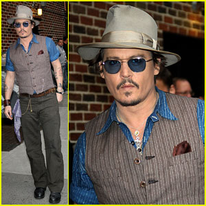 Johnny Depp Dishes on Dr. Seuss Biopic