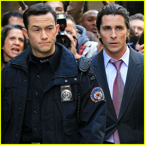 Joseph Gordon-Levitt & Christian Bale: 'Dark Knight' Duo