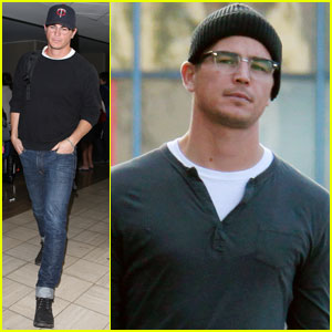 Josh Hartnett Goes Grocery Shopping