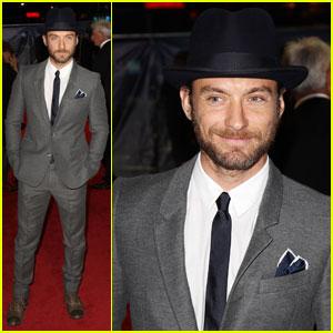 Jude Law: '360' Premiere at BFI London Film Festival!