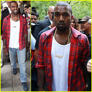Kanye West: Occupy Wall Street Participant!