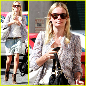 Kate Bosworth: Inspired By Parisian Fashion!