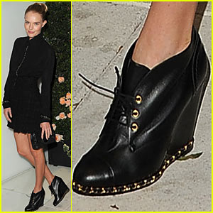 Kate Bosworth: Chanel Intimate Dinner Cutie!