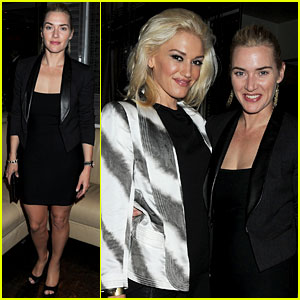 Kate Winslet: 'Made in Sicily' Book Launch with Gwen Stefani!