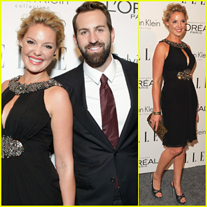 Katherine Heigl: Elle's Women in Hollywood Tribute with Josh Kelley!