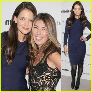 Katie Holmes: Marie Claire's Women on Top Awards!