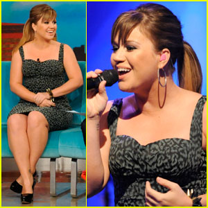 Kelly Clarkson: 'Mr. Know It All' on 'The View'!