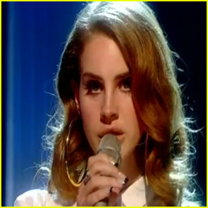 Lana Del Rey: 'Video Games' on 'Jools Holland'!
