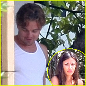 Leonardo DiCaprio: Balcony with a Mystery Woman!