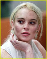 Lindsay Lohan's Latest Mugshot Revealed