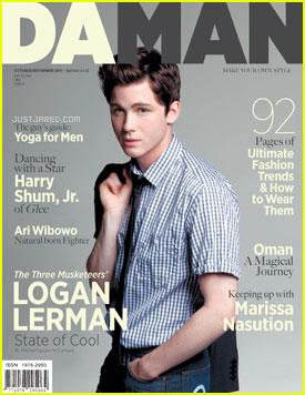 Logan Lerman is DA MAN!