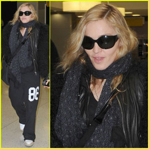 Madonna Lets Loose at Dream Downtown