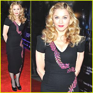 Madonna: 'W.E.' Premiere at BFI London Film Fest!
