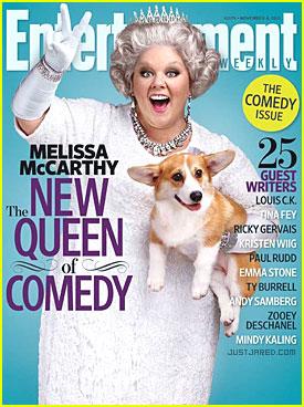Melissa McCarthy: EW's Queen of Comedy!