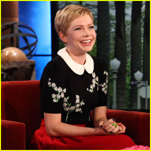 Michelle Williams: Playing Marilyn Monroe Was Daunting