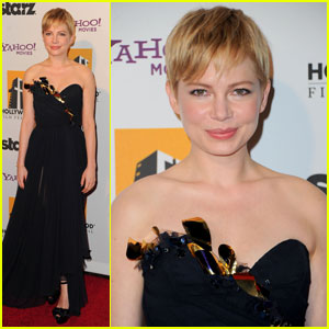 Michelle Williams - Hollywood Film Awards 2011