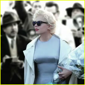 Michelle Williams: 'My Week With Marilyn' Trailer!