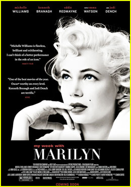 Michelle Williams: 'My Week With Marilyn' Poster!