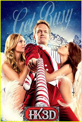 Neil Patrick Harris: 'Harold & Kumar Christmas' Posters!