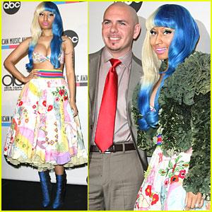Nicki Minaj: AMA Nominations Announced!