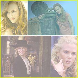 Nicole Kidman: Newly Redesigned Website!