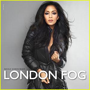 Nicole Scherzinger: London Fog Campaign Images!