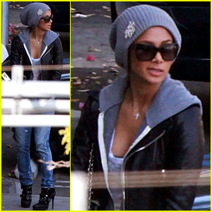 Nicole Scherzinger: 'X Factor' Live Shows Start Tuesday!