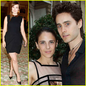 Olivia Wilde & Jared Leto: 'Harper's Bazaar' Party!